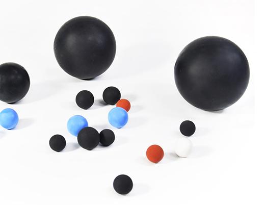 橡膠球 image